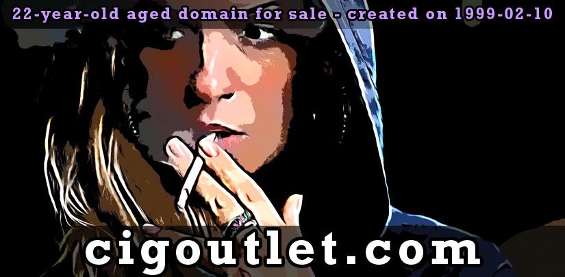 Cigoutlet.com is for sale!